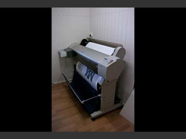 Notre imprimerie